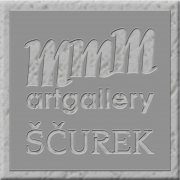 Logotip - Art Gallery Scurek